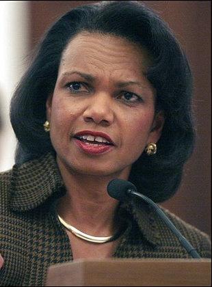 Condeleeza Rice