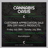 Cannabis Oasis 4