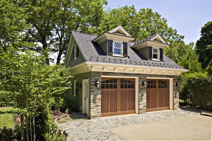 Best 20 detached garage ideas on pinterest detached for Coach house garage cost