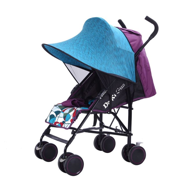 High quality baby Cover Sun shade stroller sunshade Canopy Cover For prams and strollers car seat buggy pushchair Pram Car Sunsh