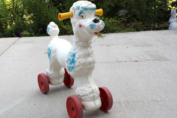 Old Fashioned Little Lamb Stuffed Toy