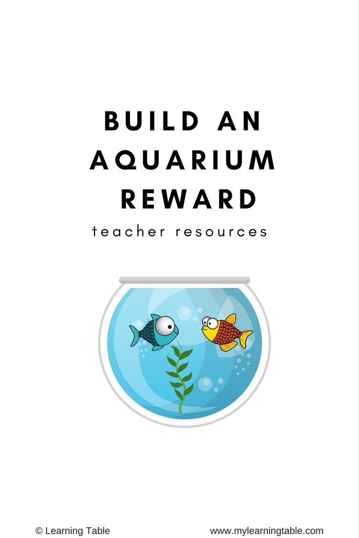image about Vipkid Reward System Printable named Create an Aquarium Benefit: Trainer Products Printables