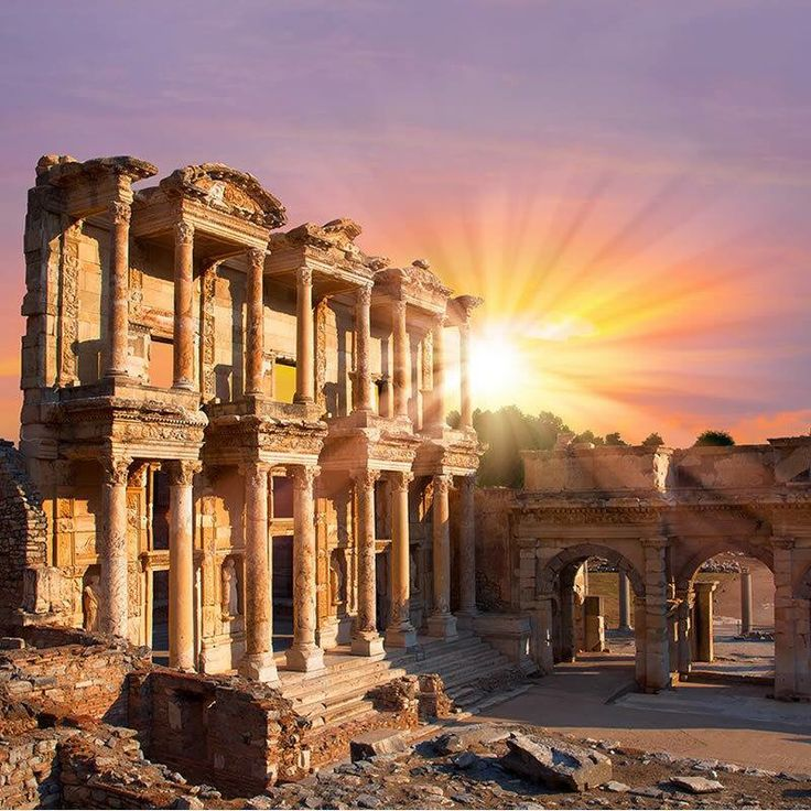 Ephesus, famous for its Temple of Artemis, is one of the Seven Wonders of the Ancient World. Today this ancient Greek city remains 80% underground and excavations are ongoing, but you won't believe your eyes from the second you walk in. Make this Turkey destination a part of your bucket list!