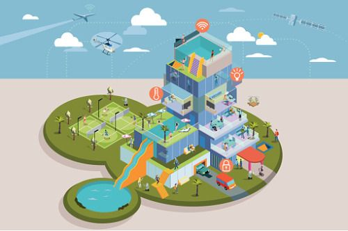 Smart cities will protect us from earthquakes,... - GE Reports Europe
