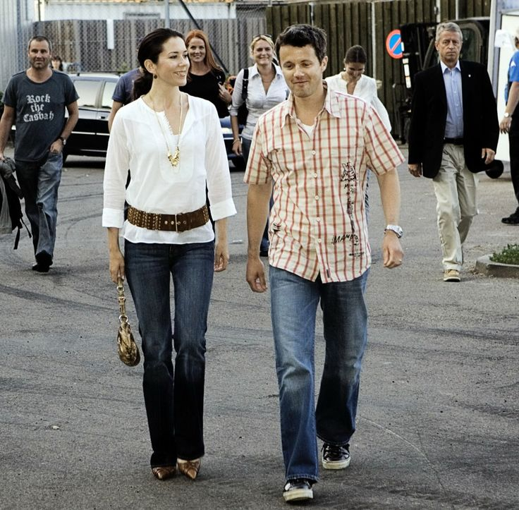 crown prince frederik and crown princess mary