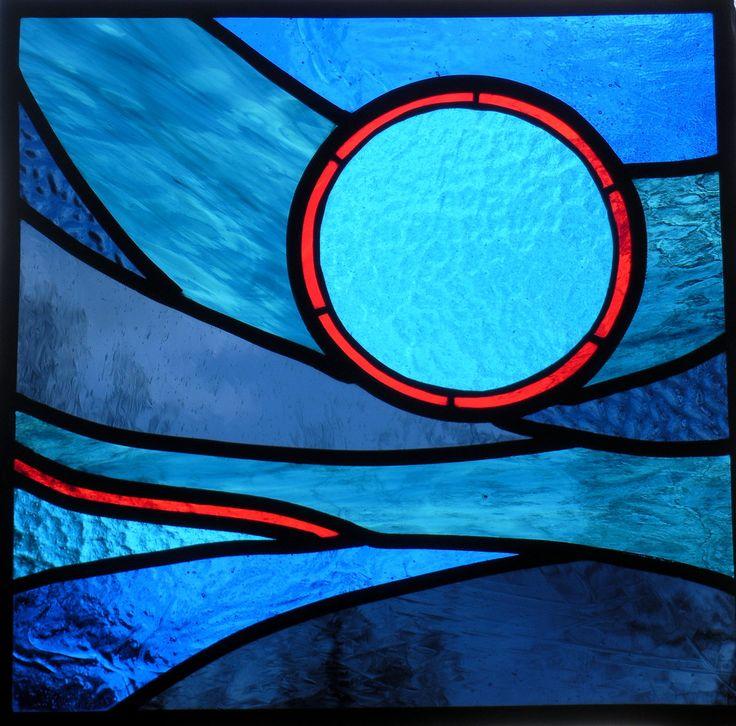 Ineke Oomen- de Voogelaar - Blauwe Maan
