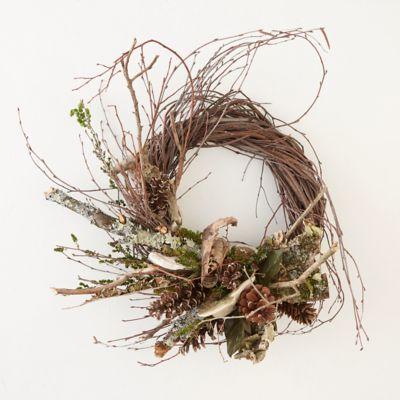 Forest Found Wreath