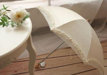 mooie parasol golfparaplu beste paraplu bruiloft bruids paraplu' s 2603a