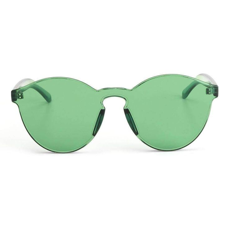 Cute and trendy green shades for you to rock!