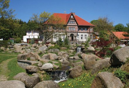 Holidays In Wernigerode, Germany