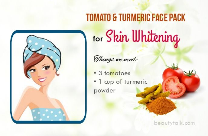 Top 19 Natural Homemade Face Pack For Skin Whitening – Do They Work