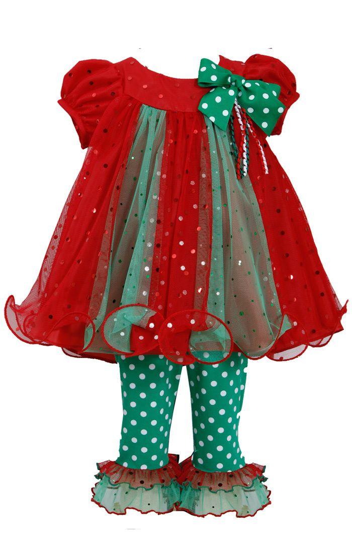 14 best Bonnie Jean Christmas Red Velvet Girls Dress images on ...