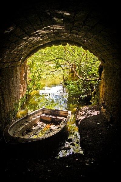 Secret place...