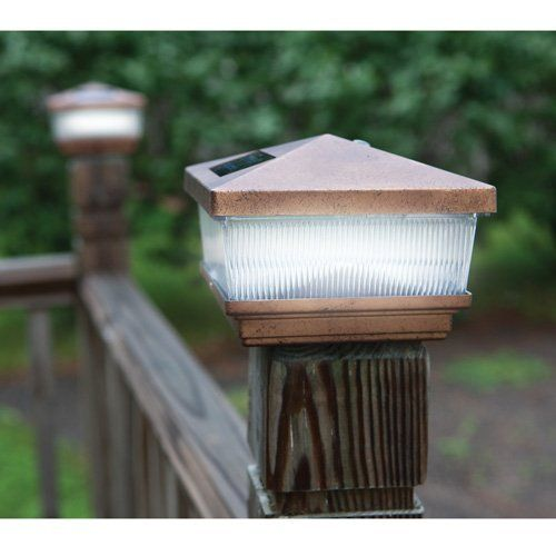 10 best dock lighting images on pinterest dock lighting boat dock 2 pack solar pagoda lights by sol mar 1499 a clever twist on deck lighting solar led pagoda lights turn railing posts into lamps mozeypictures Choice Image