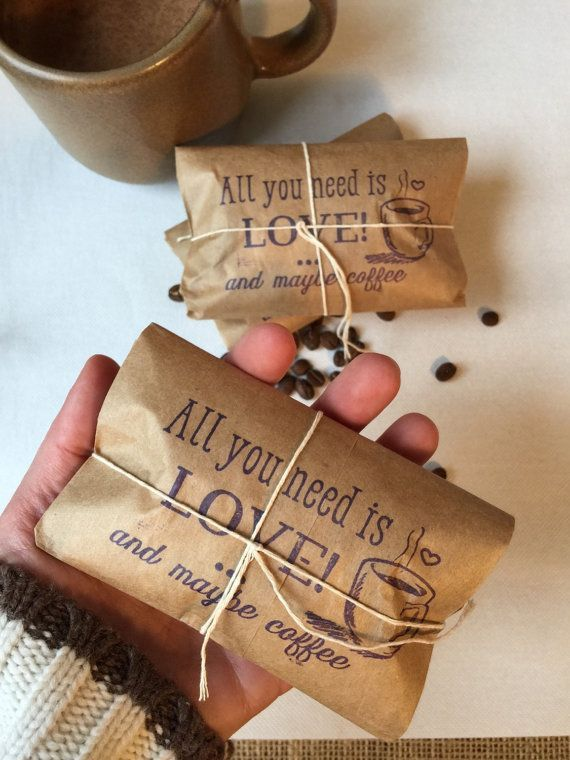 nice coffee wedding favors best photos