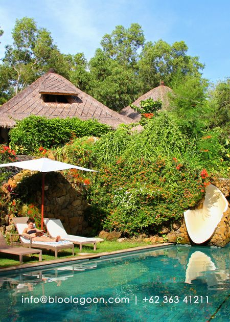 Bloo Lagoon Villa Padangbai Bali Eco