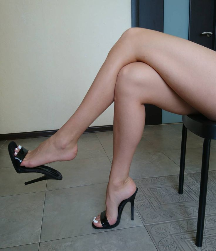 That Sexy high heels and feet mine