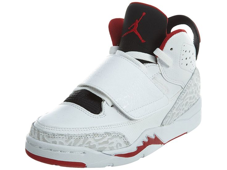JORDAN SON OF BP boys basketball-shoes 512247   The Jordan Son Of Mars kicks were birthed from the Spiz'Ike, the shoe that was originally Read  more http://shopkids.ca/jordan-son-of-bp-boys-basketball-shoes-512247/