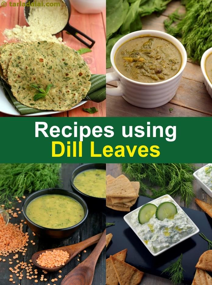 117 dill leaves recipes | Dill Leaves Recipe Collection | Page 1 of 9 | Tarladalal.com