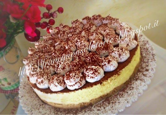 Francy non solo torte: Cheesecake tiramisù
