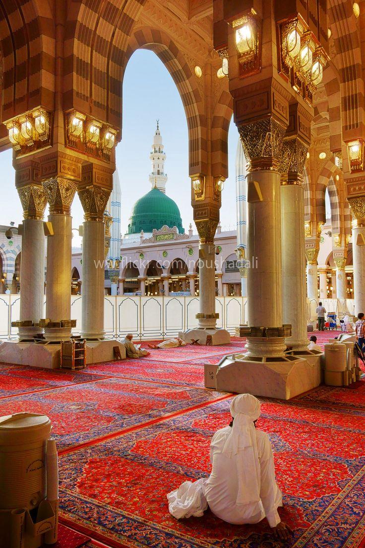 madina tul munawara masjid al nabawi