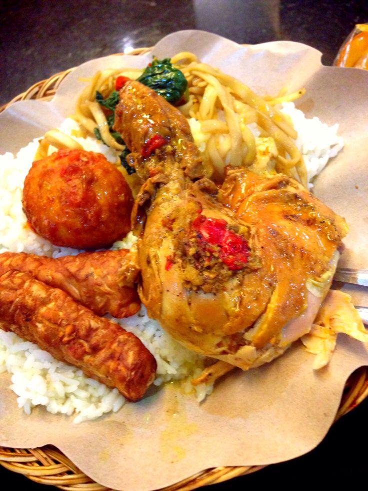Ayam Betutu by Warung Kita