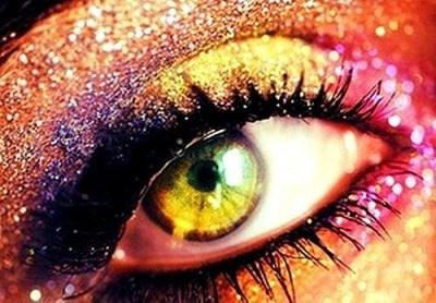 GlitterMakeup Stuff, Brilliant Beautiful, Pretty Eye, Eye Makeup, Amazing Glitter, Glitter Makeup, Makeup Fantasy, Painting Eye, Enigmatic Eye