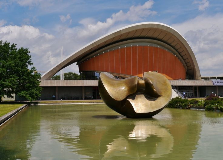 Haus der Kulturen der Welt - Berlin