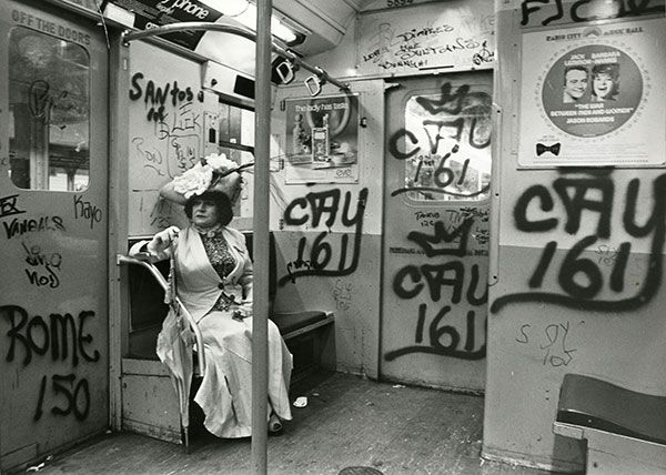 Bill Cunningham Exhibit New-York Historical Society and Museum - Bill Cunningham Vintage Photography - Marie Claire