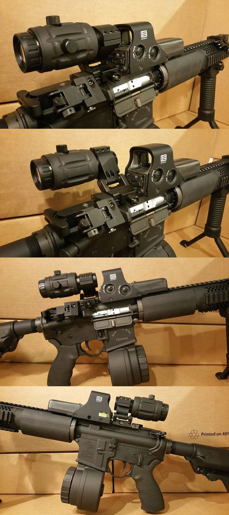 Red Dot and Laser Scopes 66827: Eotech 512 W 3X Vector Optics Magnifier Flip Mount Red Dot Sight Rifle Scope -> BUY IT NOW ONLY: $549.99 on eBay!