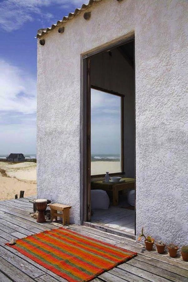 Off Grid Tiny House in Uruguay: Living Simply on the Beach Photo