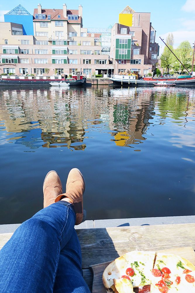 Great time in #Amsterdam with my friends and it was sooo relaxing