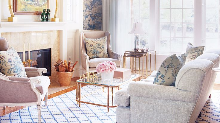 "Designer Crush: Chloe Warner // ""traditional-with-a-twist""Decor, Living Rooms, Glamorous Interiors, House Ideas, Interiors Design, This Is Glamorous, San Francisco, Chloe Warner, Redmond Aldrich"