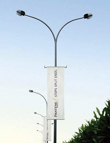 Love this idea! @Teresa Selberg Selberg Selberg Simmons Stops Split Ends. #pantene #hair #advertising (client)
