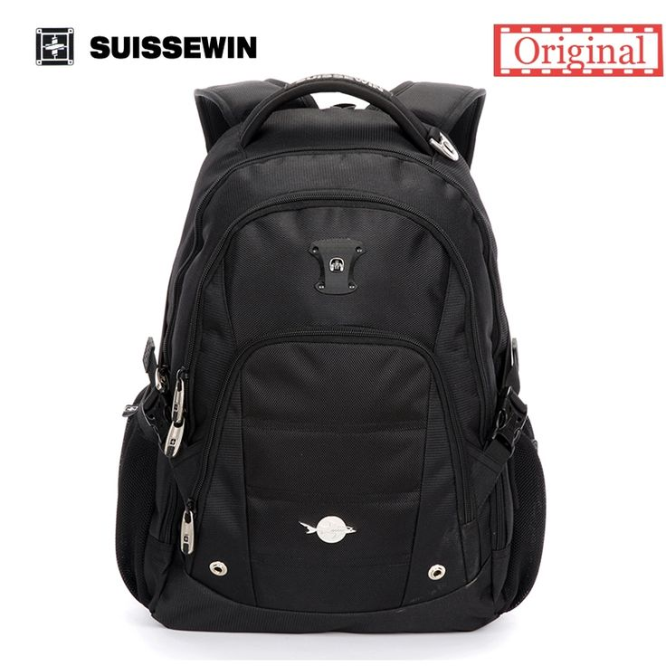 36.30$  Watch now - http://alibeh.shopchina.info/go.php?t=32779081405 - Suissewin Brand New Fashion Designer Laptop Backpack Large Capacity High Quality Outdoors Bag Swissgear Wenger Business Mochila 36.30$ #SHOPPING