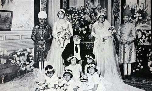 Rare photo of Sultan Abdualhameed the last of the Ottoman Empire Sultans