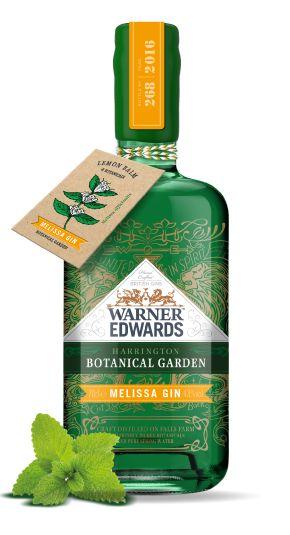 Botanical Garden Melissa Gin | Warner Edwards