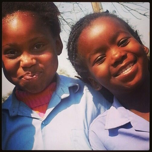 Fun at school @ Swartwater, Limpopo, Sout Africa
