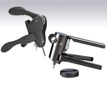 LEVER CORKSCREWS Whether you're looking for a simple-but-effective waiter corkscrew, a modern electric wine opener, a classic screwpull or our best selling rabbit wine opener you'll be sure to have your wine bottles opened in no time. Each corkscrew is specially designed to open bottles with maximum comfort and stability.