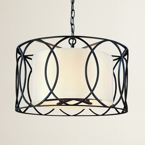 sausalito 5 light dining foyer pendant in deep bronze