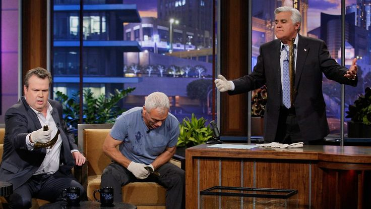 The Tonight Show with Jay Leno: Jeremy Wade's River Monsters