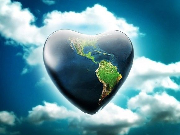 Resultado de imagem para coeur du monde