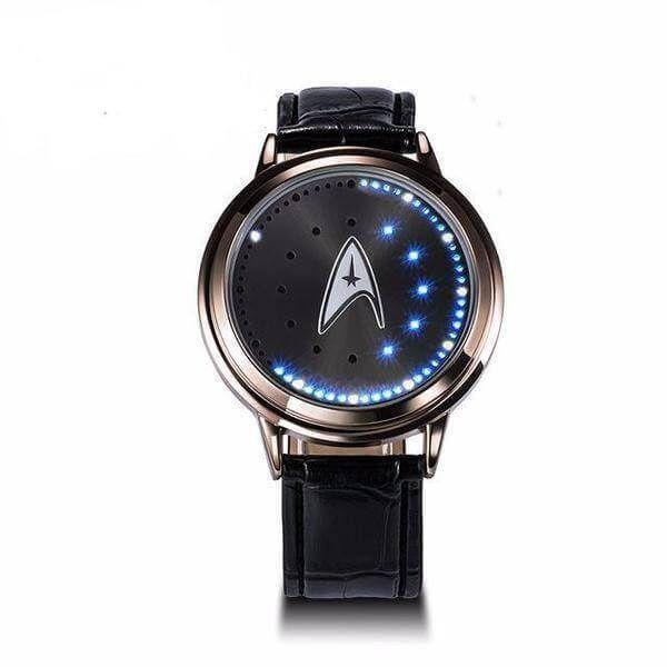 Silver Ring License Star Trek Starfleet Beyond USS Enterprise NCC-1701 Cosplay