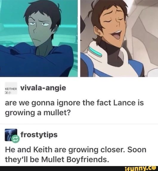 Actually, the first image is from the episode where Sendak gets into Shiro's head (the scene is from when Lance and Coran were cleaning the healing pods) and the second one is from episode 2 or 3 when they were hanging with the Arusains in the castle. So it's more like, his hair was growing out, so he cut it before it became a mullet