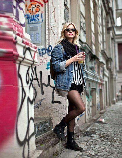 Berlin 2013 Street Style | ELLE UK
