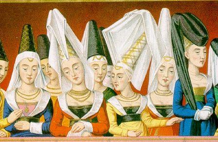 Le donne nel Medioevo non erano belle statuine.