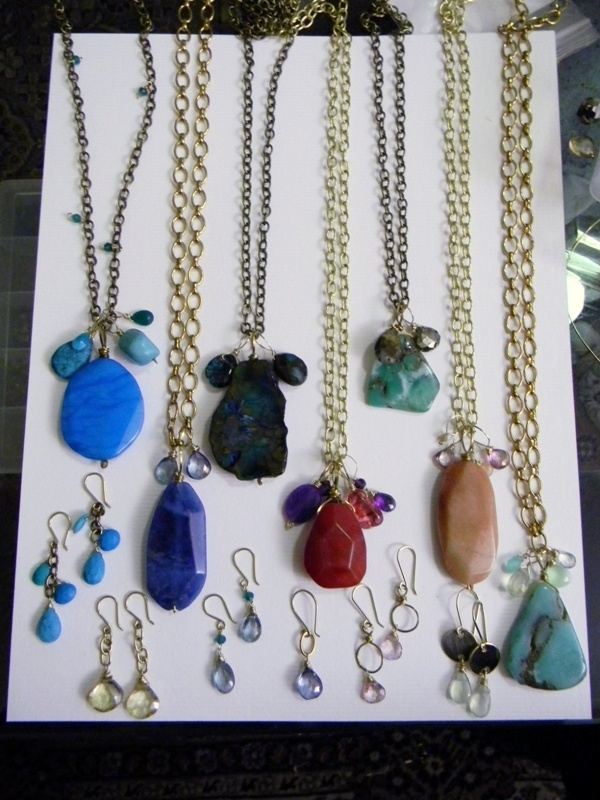 Vintage Chain is always better - part of the Fall 2012 Kira Collection! www.facebook.com/mfloritajewelry