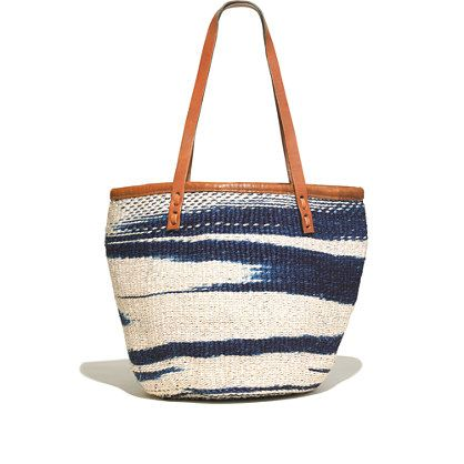 The Summer Tote: Shoulder Bags, Style, Beach Bags, Summer, Woven Shoulder, Things, Madewell Bamboula, Amp, Madewell Woven