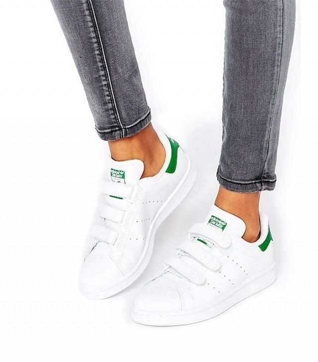 7 Fashion Tips You Can Only Learn From Street Style. Stan Smith SneakersStan  ...