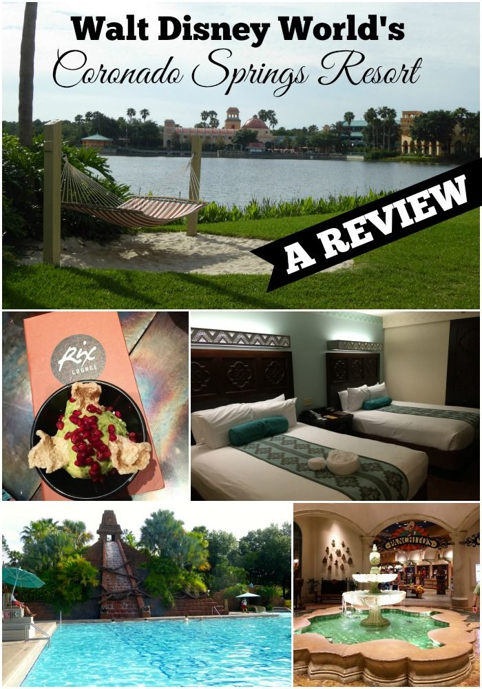 Walt Disney World Coronado Springs Resort | Hotel Review